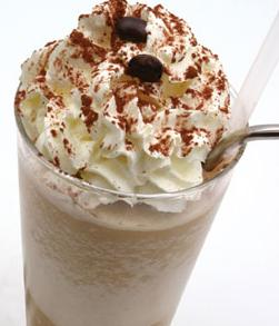 Receta de Caf Frapp