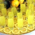 Licor limoncello