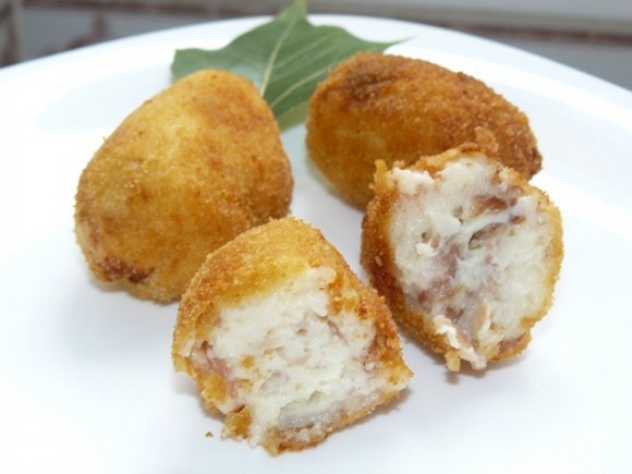 Croquetas de jamn