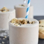 Receta de batido con galletas de chocolate y Bailey's