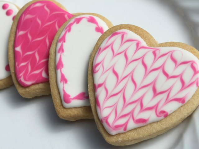 Receta de galletas de manteca decoradas
